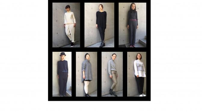 staff fashion snap vol.2