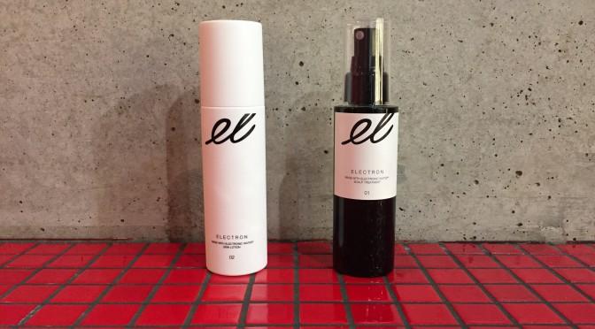 ELECTRON〜電子水から生まれた化粧水〜